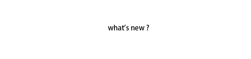 what_s_new